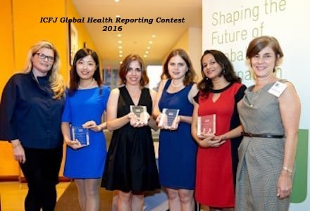 Global Health Reporting Contest 2016- Win Cash Prizes &12-day Study Tour in The United States