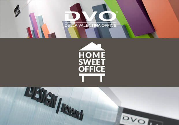 Sweet Office design competition by Della Valentina Office and Desall
