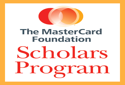 MasterCard Foundation Scholars Program- University of Pretoria
