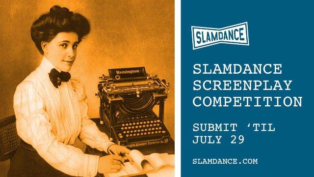 Slamdance Screenplay Competition