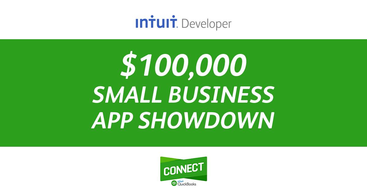 Small business app showdown contest