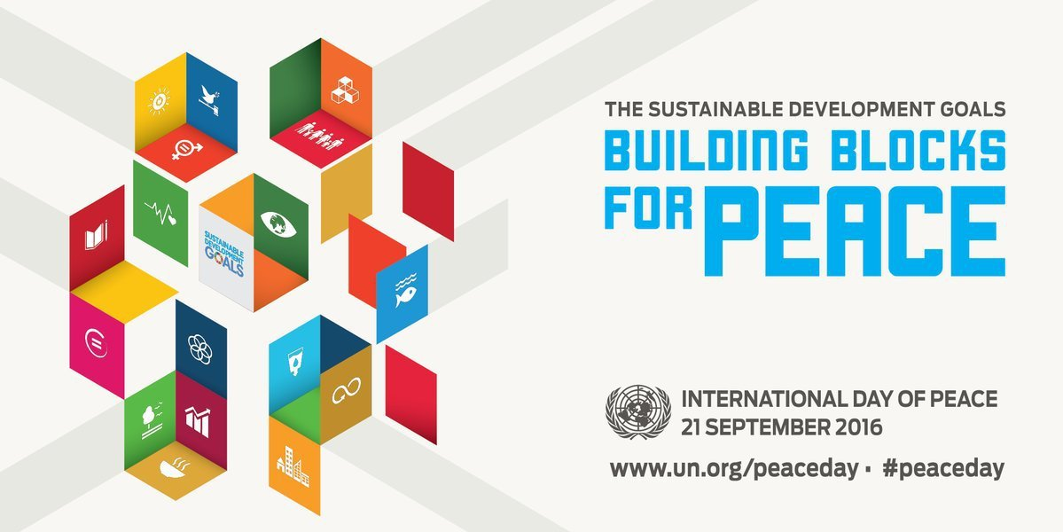 Submit Videos for the UN International Day of Peace 2016