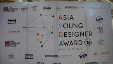 The Asia Young Designer Award 2016