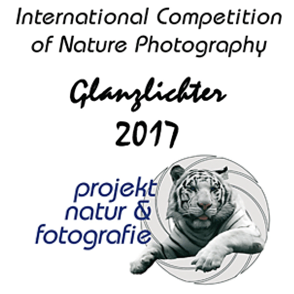 International Competition of Nature Photography Glanzlichter 2017