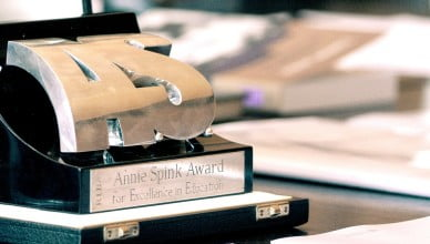RIBA presents the Annie Spink Award