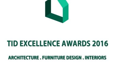 TID Excellence Awards for Architecture, Furniture Design & Interiors
