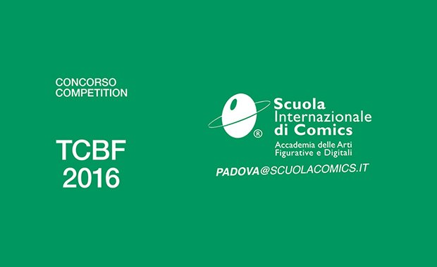 Trevisco comic bookfestival competition