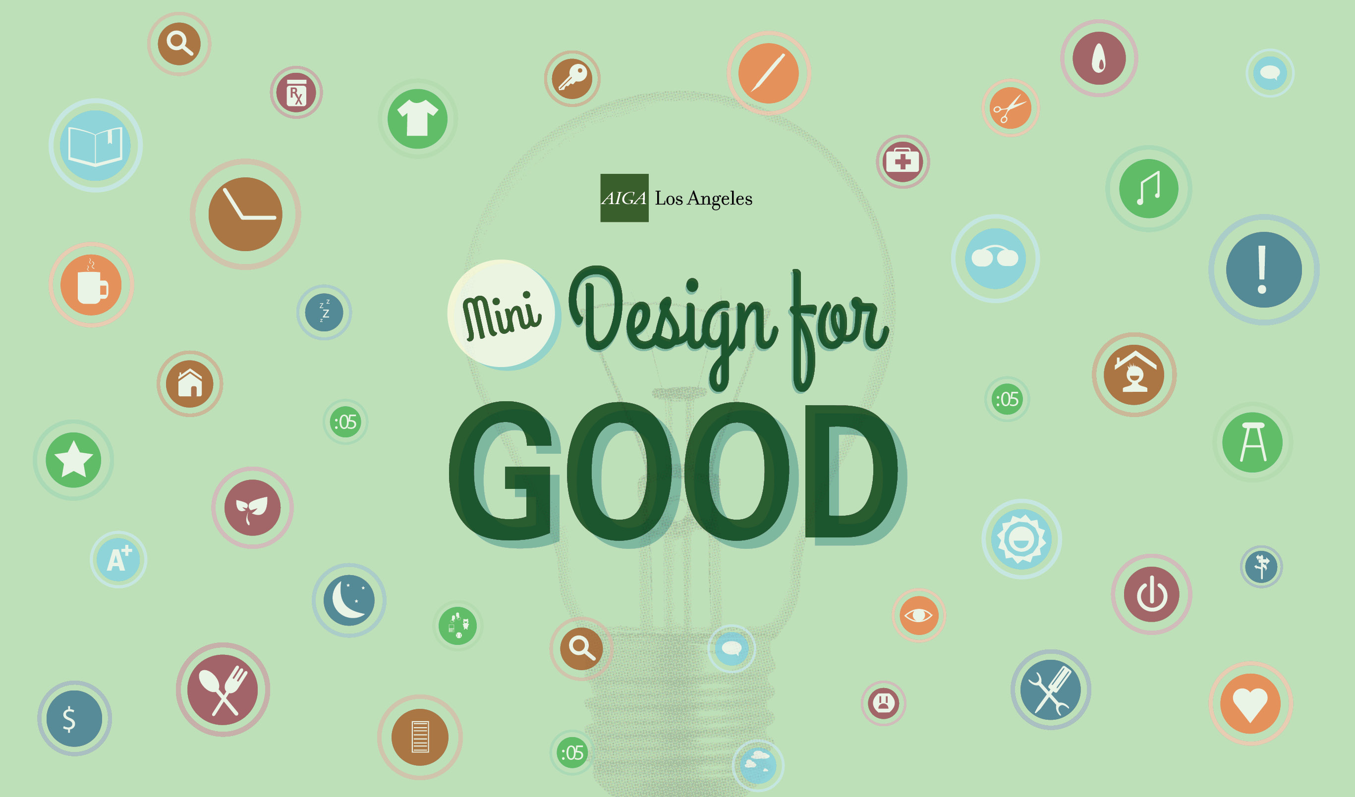 Design for Good by Aquent challenge