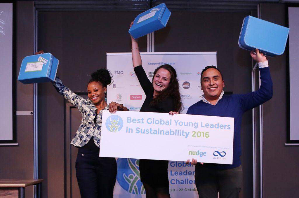 Nudge Global Impact Challenge Netherlands
