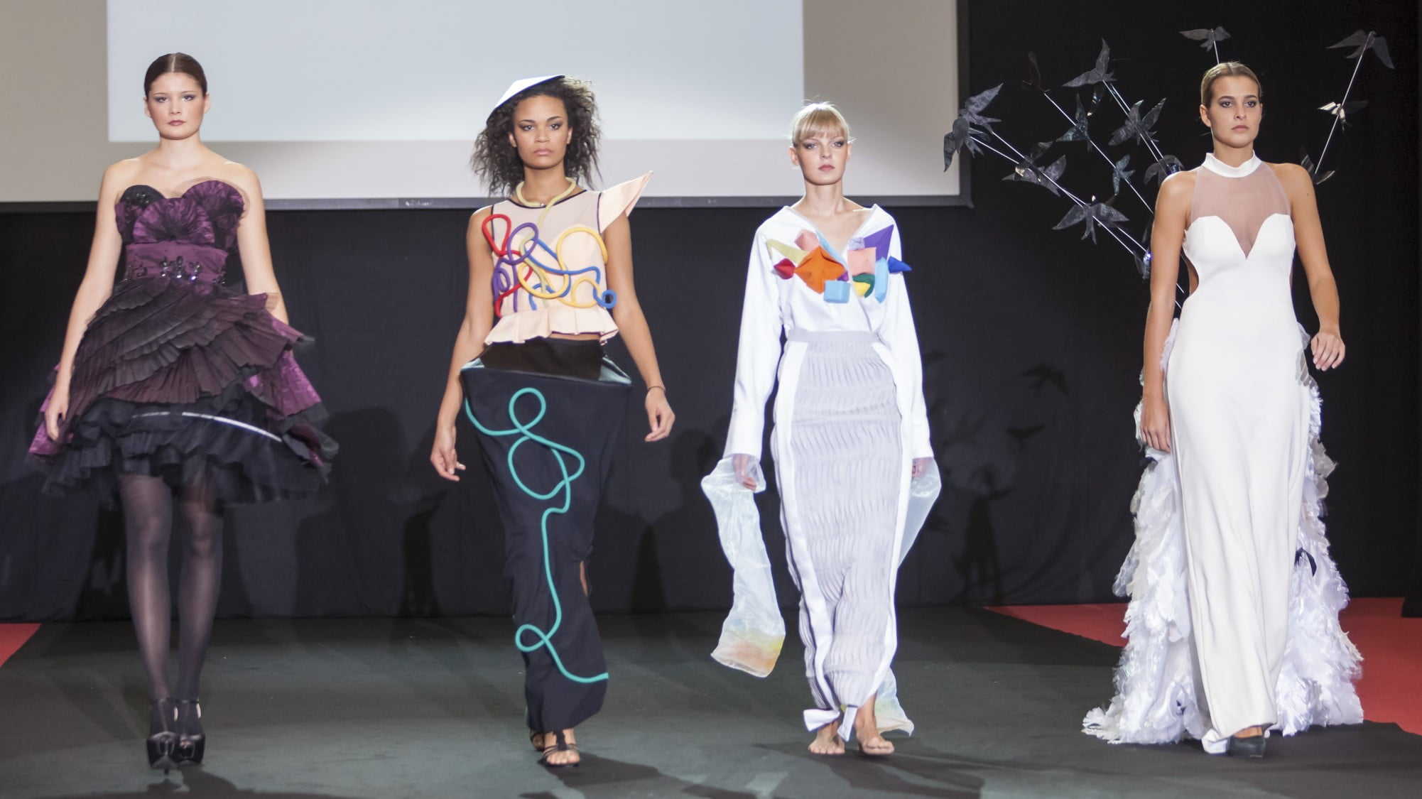 A International fashion design competition
