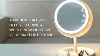 The Smartest Makeup Mirror Ever