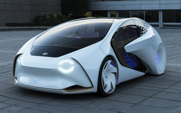 Toyota Concept-i Car launched