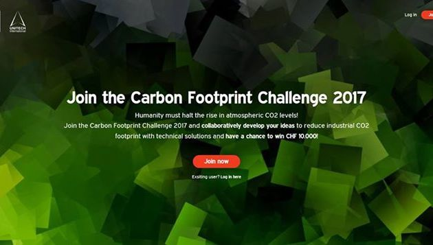 Carbon Footprint Challenge 2017