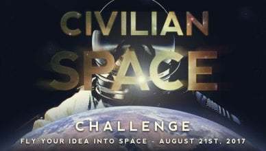 Civilian Space Challenge by SpaceUnbound