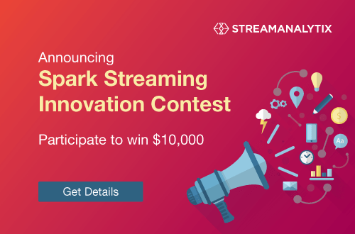 Data Spark Streaming Innovation competition