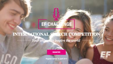 Education First International Speech Competition 2017