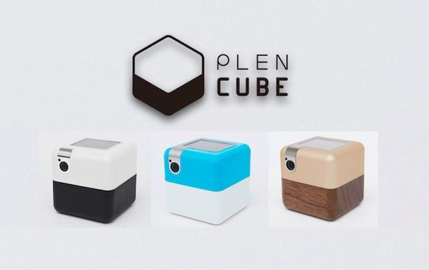 PLEN Cube The Portable Personal Assistant Robot