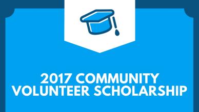 Dealhack Community Volunteer Scholarship 2017
