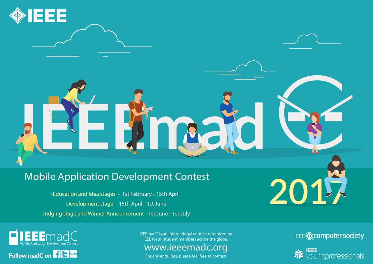 IEEEMADC 2017 Mobile application development contest