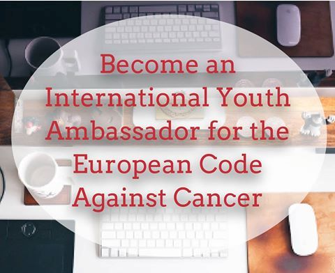 International Youth Ambassador for the European Code