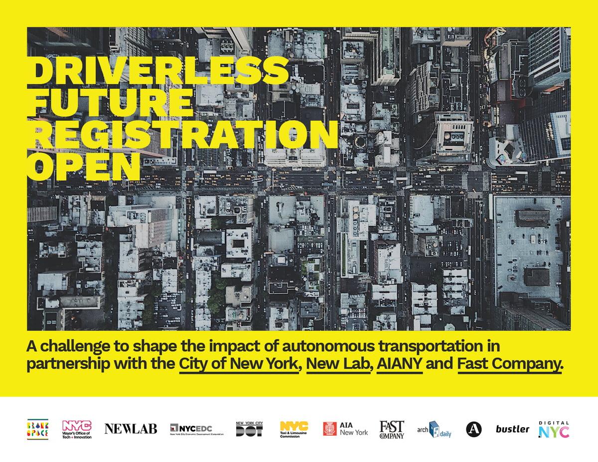 NYC The Driverless Future challenge