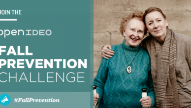 OpenIdeo fall prevention challenge