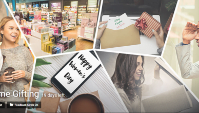 Reinvent the fragrance gifting experience challenge