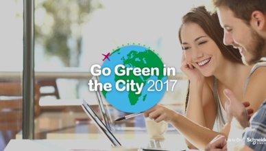 Schneider Go Green in the City 2017