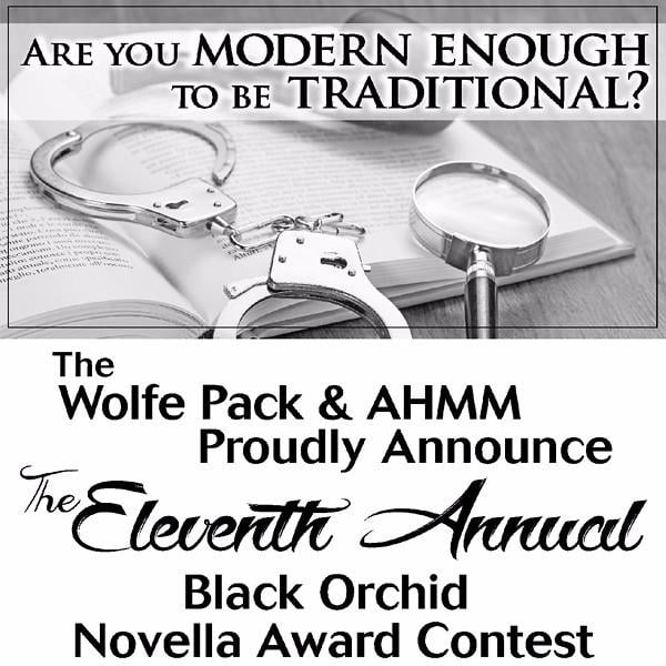 The Eleventh Annual Black Orchid Novella Award