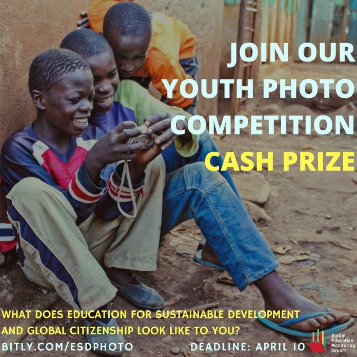 UNESCO 2017 Global Education Monitoring Report Youth Photo Contest