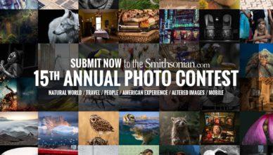 15th Annual Smithsonian.com Photo Contest
