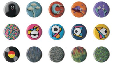 Button Badge Design Competition