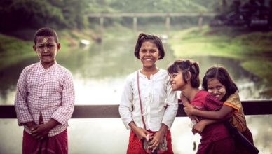 Power the Globe: Myanmar challenge