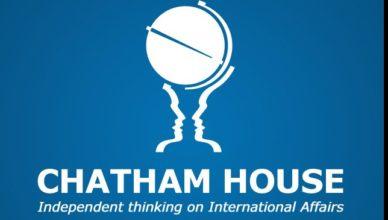 Chatham House Academy Africa Fellowship 2017