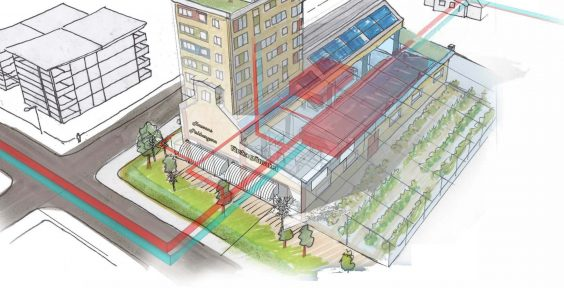 Open Innovation Competition Urban Food from Residual Heat