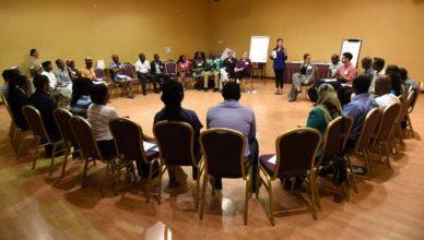 USIP Generation Change Fellows Program