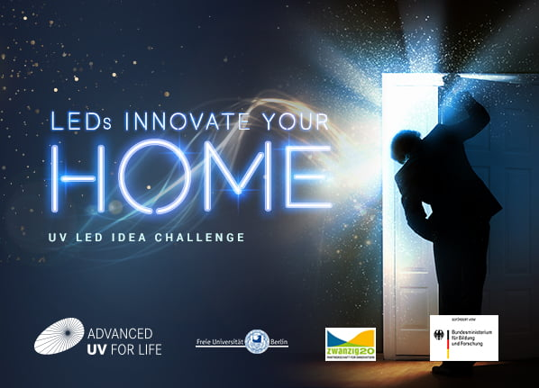 U.V LEDS innovate home innovation