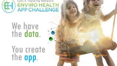 CDC's Tracking Network Enviro Health App Challenge