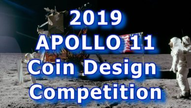 Coin Design Competition Apollo 11 50th Anniversary Public