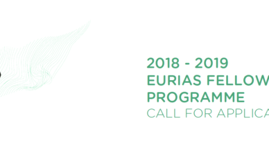 European Institutes for Advanced Study (EURIAS) Fellowship Programme