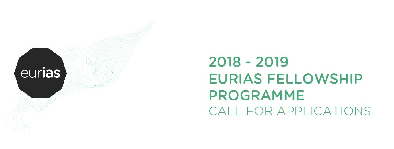 European Institutes for Advanced Study (EURIAS) Fellowship Programme