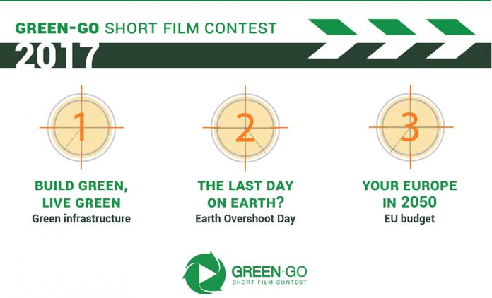 Green-Go International Short Film Contest 2017