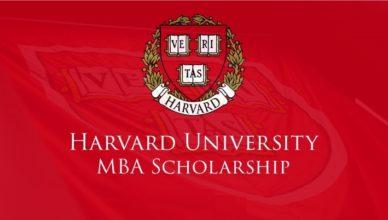 Boustany MBA Harvard Scholarship 2017