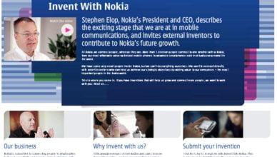 Invent with Nokia program
