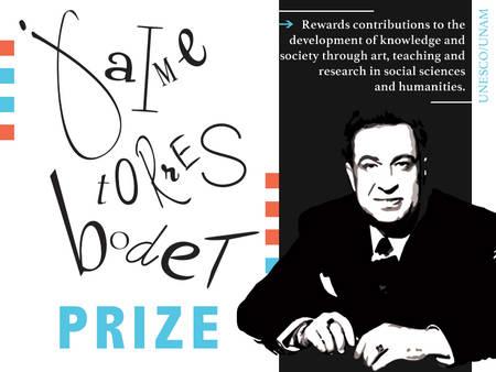 Jaime Torres Bodet Prize 2017