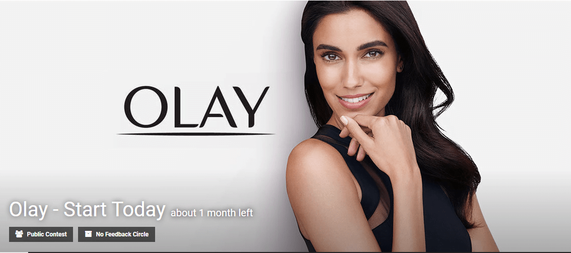 Olay - Start Today innovation challenge