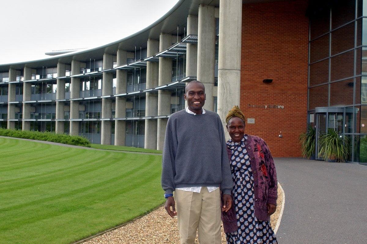 Rothamsted International Fellowship Scheme 2017