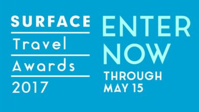 Surface Travel Awards 2017