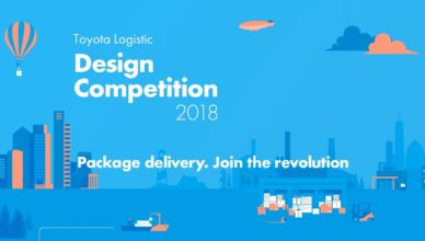 Toyota Logistic Design innovation Competition 2018