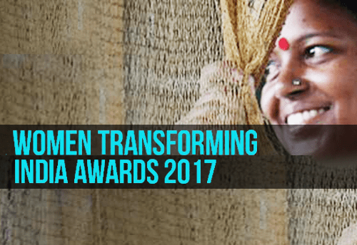 Women Transforming India, 2017 Breaking the Glass Ceiling Awards